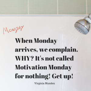 When Monday arrives, we complain. WHY?